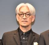 映画賞『第1回 大島渚賞』の授賞式に出席した坂本龍一 (C)ORICON NewS inc.