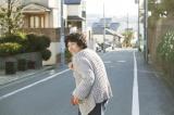 怖がりの奥さん役:安藤サクラ=ミニドラマ『きょうの猫村さん』(4月8日スタート)(C)テレビ東京