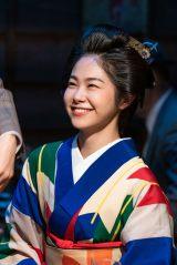 連続テレビ小説『エール』藤丸役で出演する井上希美(C)NHK