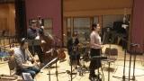 井上希美の音楽録音の様子=3月20日放送、総合『もうすぐ!連続テレビ小説「エール」』(C)NHK