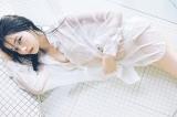 NMB48村瀬紗英ファースト写真集『Sがいい』の先行公開カット(C)主婦と生活社