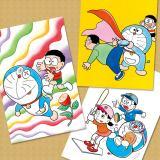 厳選カラー幻画集『ドラ絵もん』収録カット (C)藤子プロ・小学館