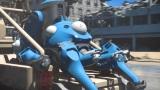 初解禁された『攻殻機動隊SAC2045』の場面写真(C)士郎正宗・Production I.G/講談社・攻殻機動隊製作委員会