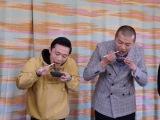 KHB東日本放送『カミナリが行く!宮城(秘)グルメドライブ 』3月28日放送(C)KHB