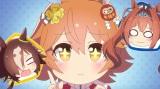 アニメ『うまよん』PVの場面カット (C)Cygames, Inc.