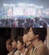 Netflixオリジナルドキュメンタリーシリーズ『ARASHI's Diary -Voyage-』の第5・6話を2話同時に全世界独占配信が決定