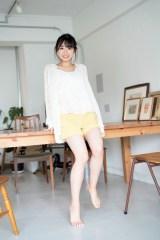 『FLASHスペシャルグラビアBEST2020年早春号』に登場したAKB48・山内瑞葵(C)木村哲夫、光文社