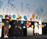 劇場オリジナルアニメーション『サイダーのように言葉が湧き上がる』完成報告イベントの模様 (C)ORICON NewS inc.