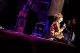 『清春 25th anniversary TOUR 2020 「JAPANESE MENU」debut day』CS「テレ朝チャンネル1」にて3月25日放送(PHOTO BY 青木カズロー)