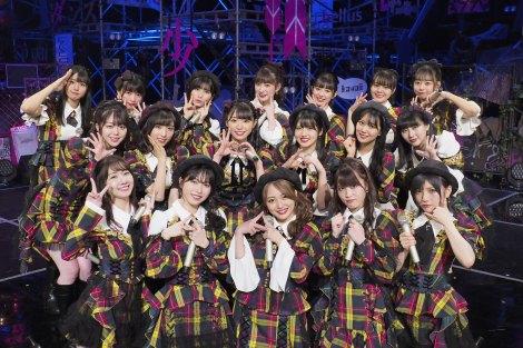 AKB48=3月28日放送NHK総合『RAGAZZE!〜少女たちよ!〜』(C)NHK