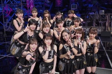 モーニング娘。'20=3月28日放送NHK総合『RAGAZZE!〜少女たちよ!〜』(C)NHK