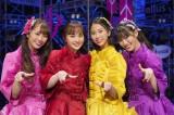 ももいろクローバーZ=3月28日放送NHK総合『RAGAZZE!〜少女たちよ!〜』(C)NHK