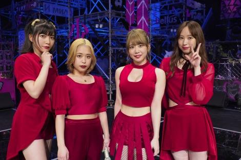 フィロソフィーのダンス=3月28日放送NHK総合『RAGAZZE!〜少女たちよ!〜』(C)NHK