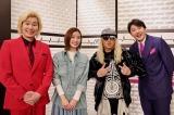3月28日放送NHK総合『RAGAZZE!〜少女たちよ!〜』スタジオ写真(C)NHK
