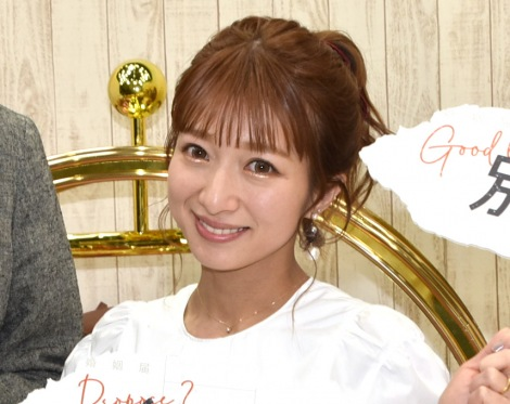 サムネイル 夫婦円満の秘けつ三ヶ条を熱弁した辻希美(C)ORICON NewS inc.
