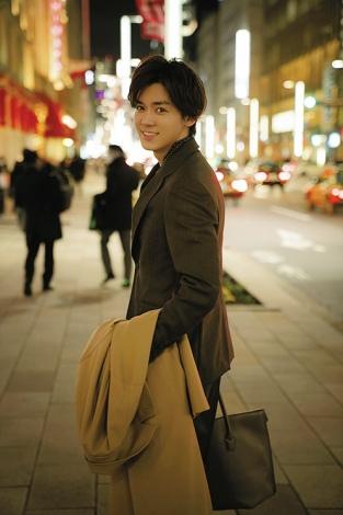 『Oggi 5月号(3月28日発売)』連載『ジャニーズWEST ホールディングス』リターンズに登場するジャニーズWEST・小瀧望