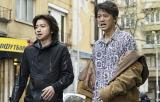 映画『太陽は動かない』のメインカット(C)吉田修一/幻冬舎(C)2020「太陽は動かない」製作委員会