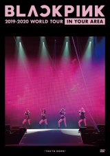 『BLACKPINK 2019-2020 WORLD TOUR IN YOUR AREA -TOKYO DOME-』通常盤DVD
