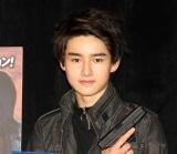 映画『ジェミニマン』ブルーレイ&DVD発売記念イベントに登場した藤岡真威人 (C)ORICON NewS inc.