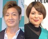 日本テレビ系『ヒルナンデス』を卒業することを発表した(左から)つるの剛士、ブルゾンちえみ (C)ORICON NewS inc.