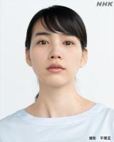 震災伝承プロジェクト「#そういえば…あの日、何をしていましたか?」イメージキャラクターに起用されたのん(C)NHK