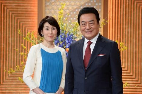 NHK・Eテレ『にっぽんの芸能』4月3日の放送から司会は高橋英樹、中條誠子アナウンサー(C)NHK