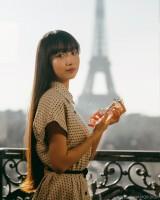 「ディオールと過ごすパリの一日」フィルム本編が公開されたCocomi