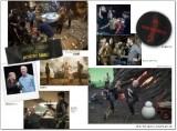 グラビアページ=アンソニー・ダニエルズによる「スター・ウォーズ」シリーズの撮影回想録『私はC-3PO』(世界文化社)3月26日発売