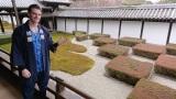 28日放送『世界ふしぎ発見!』で、スウェーデン出身のイケメン庭師・村雨辰剛がミステリーハンター初挑戦 (C)TBS