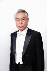 4月12日スタートの『美食探偵 明智五郎』に出演するモロ師岡(C)日本テレビ