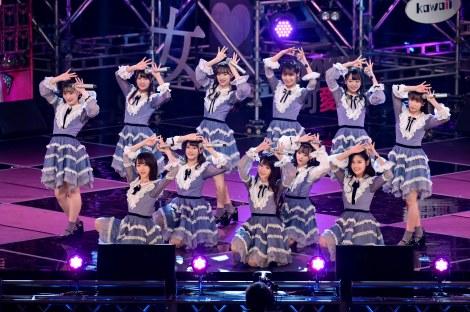 =LOVE/『RAGAZZE!〜少女たちよ!〜』より(C)NHK