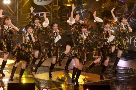 AKB48=『RAGAZZE!〜少女たちよ!〜』より(C)NHK
