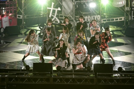 BEYOOOOONDS=『RAGAZZE!〜少女たちよ!〜』より(C)NHK