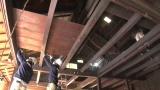 3月29日放送、ABCテレビ・テレビ朝日系『大改造!!劇的ビフォーアフター ポツンと一軒家を匠がリフォームスペシャル!!』(C)ABCテレビ