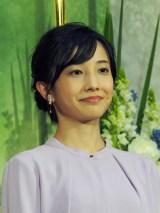 NHKの林田理沙アナウンサー (C)ORICON NewS inc.