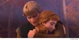 本編シーンより、アナとクリストフ(C) 2020 Disney