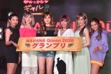 """YouTube生配信番組『ゆきぽよの""""めっかわ""""ギャル祭り!』1部の様子 (C)ORICON NewS inc."""