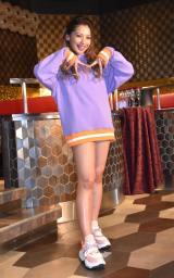"""YouTube生配信番組『ゆきぽよの""""めっかわ""""ギャル祭り!』1部に出席したゆきぽよ (C)ORICON NewS inc."""