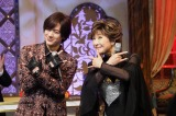 DAIGOは小林幸子の大ヒット曲「もしかしてPART II」をデュエット(C)テレビ東京