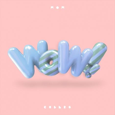 CUBERS、3rd Single「WOW」ジャケット写真(通常盤)