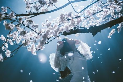 18枚目シングル「春はゆく/marie」をリリースしたAimer