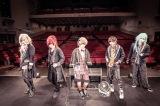 中野サンプラザホールで無観客ライブを行ったthe Raid.