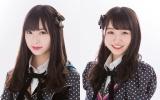 NMB48の美少女コンビ・梅山恋和(左)&山本彩加が23rdシングルでWセンターに(C)NMB48