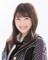 渋谷凪咲=NMB48 23rdシングル選抜メンバー(C)NMB48