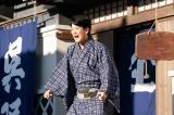 連続テレビ小説『エール』第1週・第1回(3月30日放送)古山三郎(唐沢寿明)は長男の誕生に大喜び(C)NHK