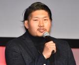 """ラグビー稲垣選手""""学ラン""""姿披露"""