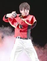 『魔進戦隊キラメイジャー』の製作発表会見に出席した小宮璃央 (C)ORICON NewS inc.