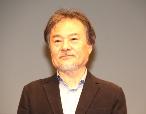 映画賞『第1回 大島渚賞』記念上映会に登場した黒沢清氏 (C)ORICON NewS inc.