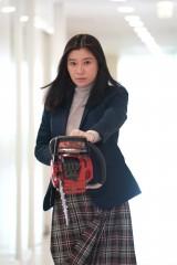 日本テレビ水曜ドラマ『ハケンの品格』で主演を務める篠原涼子 (C)日本テレビ