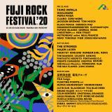 第2弾アーティスト計29組が発表された『FUJI ROCK FESTIVAL'20』